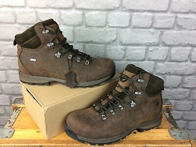 £79.50 • Buy Brasher Mens Country Walker Brown Leather Walking Boots Rrp £135 Many Sizes
