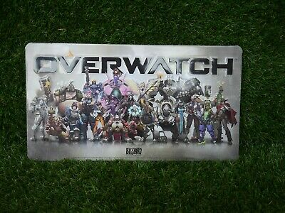 AU15.08 • Buy Overwatch Characters Metal Art Licence Plate Blizzard Entertainment