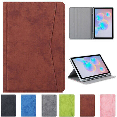 AU20.69 • Buy For Samsung Galaxy Tab S6 Lite S7/S7 Plus 10.4 11 Leather Stand Smart Case Cover