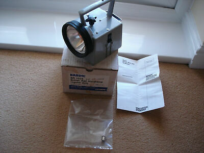 £25.68 • Buy Bardic Signal Hand Lamp 4 Colours Spare Bulb- Used