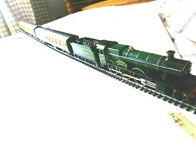£48 • Buy Hornby / Tr-ang Gwr Albert Hall 4-6-0 Plus Two Coaches