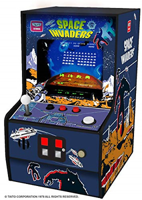 £63.89 • Buy MY ARCADE Micro Player - SPACE INVADERS�