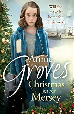£3.19 • Buy (Very Good)-Christmas On The Mersey (Paperback)-Groves, Annie-0007550820