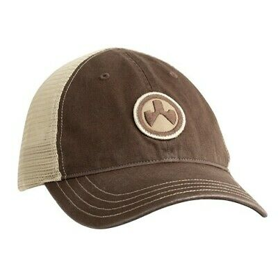 $28.87 • Buy Magpul MAG1105-212 Trucker Icon Patch Garment Washed Brown/Khaki Cap