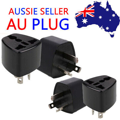 AU5.45 • Buy Australian Universal Power Plug Adapter Outlet Converter Travel Charger