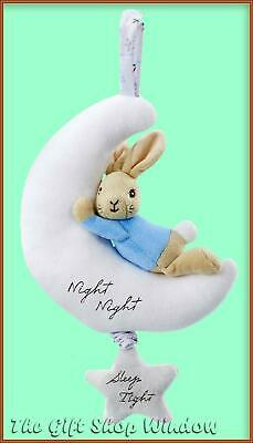 £22.49 • Buy Peter Rabbit Night Night Musical Cot Lullaby Toy - Beatrix Potter Baby Gift New