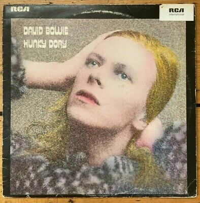 £20 • Buy Hunky Dory By David Bowie LP