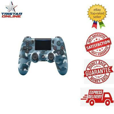 AU59 • Buy SONY Wireless Controller For PS4 - Camo Blue Refurbished Genuine