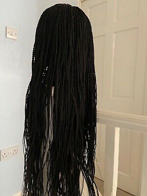 £28 • Buy Hand Made Briaded Wig, Made In Nigeria
