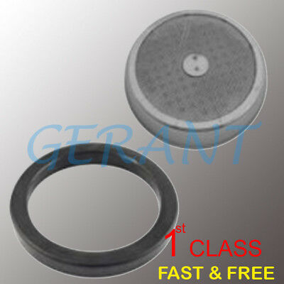 £8.50 • Buy Espresso Coffee Machine Group Seal And Shower Plate