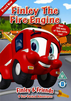 £3.79 • Buy Finley The Fire Engine, [DVD] *New & Factory Sealed*