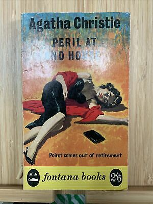 £4.99 • Buy Peril At End House By Agatha Christie - Fontana