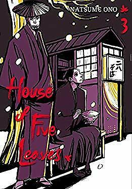 £6.04 • Buy House Of Five Leaves, Vol. 3 Paperback Natsume Ono