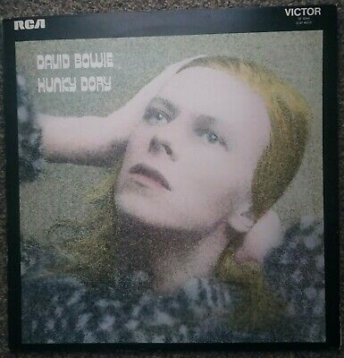 £450 • Buy David Bowie Hunky Dory Vinyl, Rock, Glam SF 8244 LSP 4623