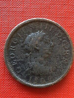 £7.50 • Buy 1806 King George 111 Large Penny