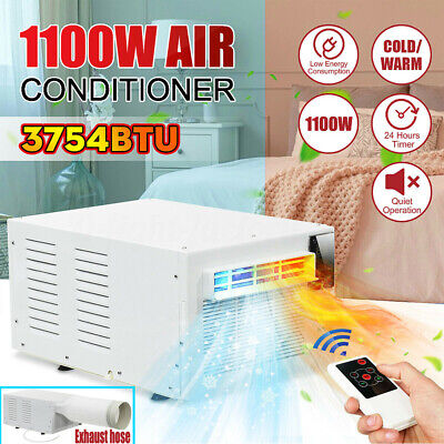 AU666.08 • Buy 1100W Window Wall Box Reverse Cycle Refrigerated Air Conditioner Heating/Cooling