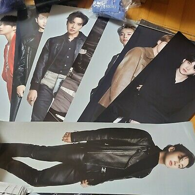 $15.99 • Buy BTS Dicon Official Life Size Poster Set
