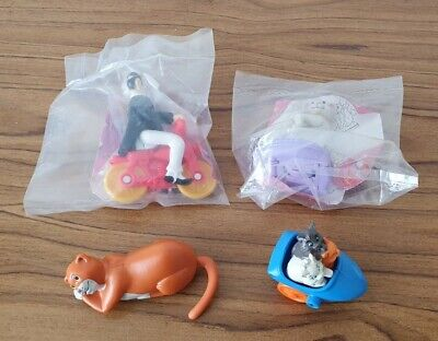 £5.99 • Buy Rare Complete Set Of McDonalds Happy Meal Toys 90s The Aristocats Vintage Disney