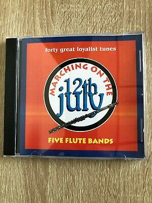£6.99 • Buy Five Flute Bands - Marching On The 12th July CD Loyal/Orange/Ulster BRAND NEW!