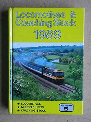 £7.86 • Buy Locomotives And Coaching Stock, , Used; Good Book
