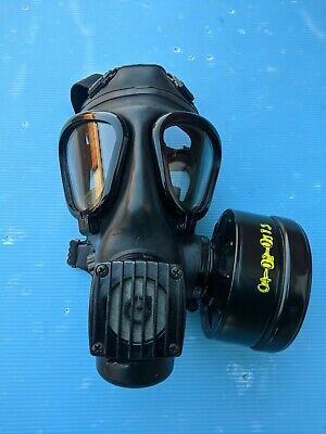 $57 • Buy SERBIA Army Military Phonic Protective Mask M2 FV With 40mm Filter   -Medium -