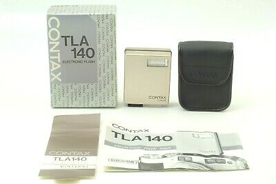 $ CDN134.58 • Buy 【 UNUSED In BOX 】 Contax TLA 140 Shoe Mount Flash For G1 G2 From JAPAN #833