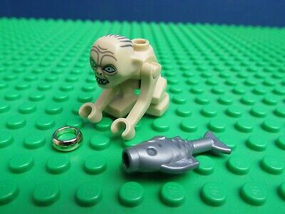 £10.92 • Buy Genuine LEGO GOLLUM Minifigure THE HOBBIT LORD OF THE RINGS Set Lot 0738