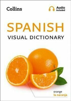 £5.92 • Buy Spanish Visual Dictionary A Photo Guide To Everyday Words And P... 9780008290320