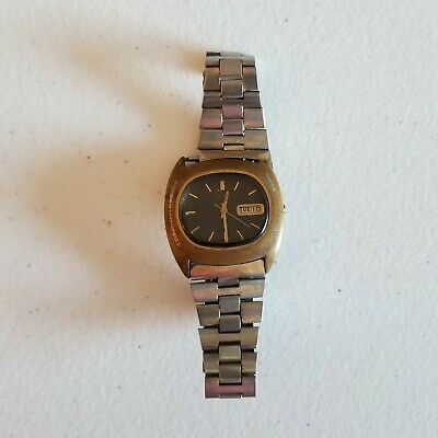 $ CDN43.89 • Buy Vintage Seiko Diamatic 7006-5000 19 Jewels Automatic Watch 1972 Japan For Parts