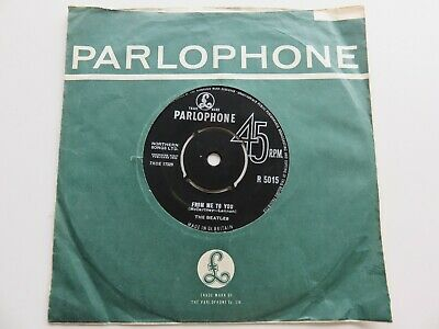 £24.99 • Buy The Beatles Original  1963  Uk 45   From Me To You  Excellent