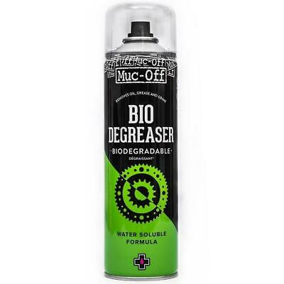 £8.85 • Buy Muc-Off Bio Bike Bicycle Chain Degreaser Cleaner 100% Water Soluble Spray 500 ML