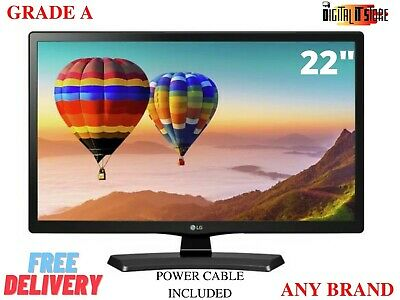 AU110.02 • Buy Cheap Monitor 22  Tft Screen For Pc, Vga Port, Grade A, Free Delivery