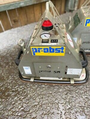 £850 • Buy Probst SM 400 Vacuum Slab Lifter, Flag Lifter  Brand New Charger Ready For Work