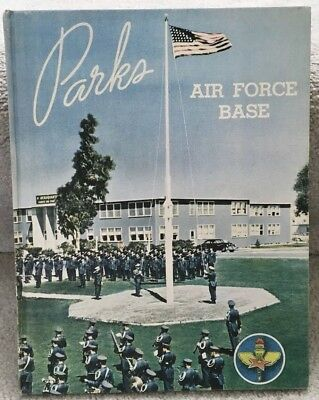 $14.99 • Buy Parks Air Force Base Yearbook 3275th Basic Military Training Group 1955