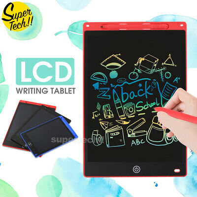 AU17.95 • Buy LCD Writing Tablet Doodle Drawing Board Early Education Toys Colorful Doodle Pad