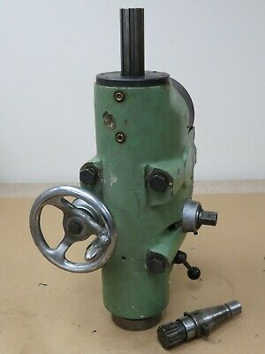 $1664.28 • Buy Huron Milling Machine Drilling Attachment In Good Condition