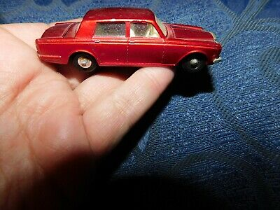 £15 • Buy COLLECTABLE DIE CAST MODEL MATCHBOX ROLLS ROYCE SILVER SHADOW No 24 OPENING BOOT