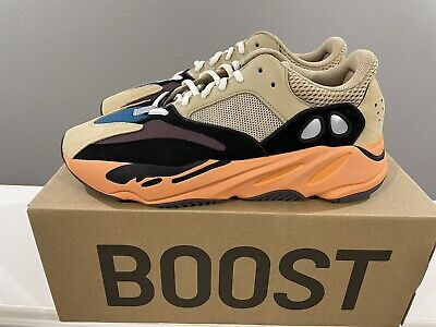 $ CDN415.42 • Buy Adidas Yeezy Boost 700 Enflame Amber Men GW0297 Size 11 DS Free Shipping!