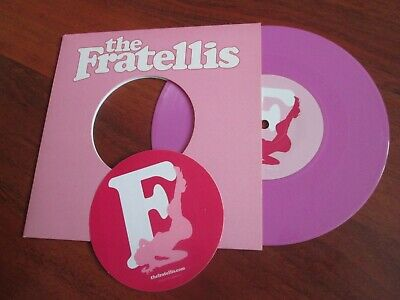 £14.99 • Buy The Fratellis - The Fratellis EP [7  Pink Vinyl Single] MINT AND UNPLAYED