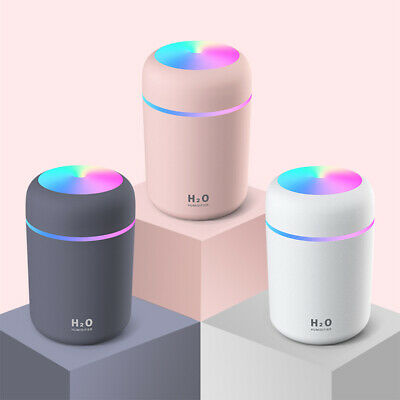 £7.95 • Buy Electric Air Diffuser Aroma Oil Humidifier LED Night Light-Up Home Room Defuser
