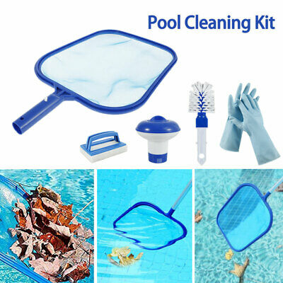 £13.74 • Buy Swimming Pool Hot Tub Chemical Dispenser Floating Chlorine Cleaning Tablets Kit<