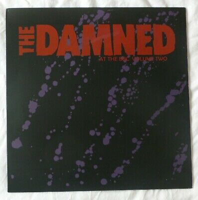 £25 • Buy THE DAMNED At The Bbc Vol Two LP
