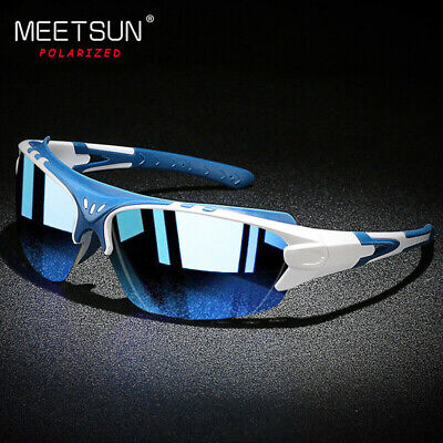 AU14.87 • Buy Sport Polarized Cycling Sunglasses For Men Women Outdoor Driving Fishing Glasses