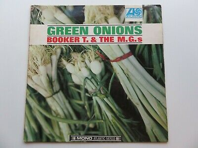 £29.99 • Buy BOOKER T &  THE M.G.s  1966   UK LP  GREEN ONIONS