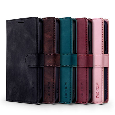 $ CDN6.22 • Buy For Samsung Galaxy S21 S20 S10 S9 S8+ Leather Wallet Flip Stand Phone Case Cover