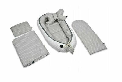 £129.18 • Buy Bedding Set Portable Baby Nest Cocoon Double-Sided Sleeping Cradle Bassinet