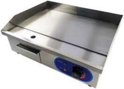 £97 • Buy TAIMIKO Electric Griddle Commercial Counter Top Stainless Steel Hot Plate Kitche