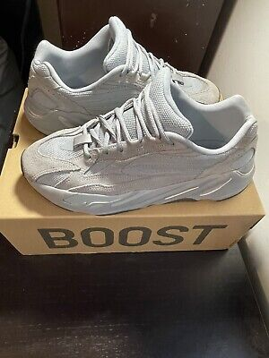 """$ CDN402.83 • Buy Size 11 - Adidas Yeezy Boost 700 V2 Hospital Blue 2019 """"Pre Owned"""" With Box"""