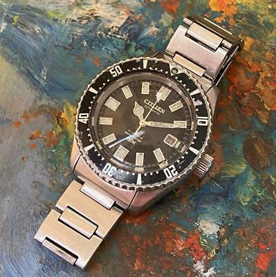 $ CDN352.48 • Buy Citizen Diver 150m Reference 52-0110 Automatic Vintage Watch 100% Genuine 41mm