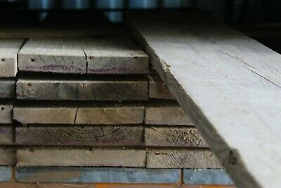 £10.80 • Buy Reclaimed Scaffold Boards - 6ft Long | 30mm Thick